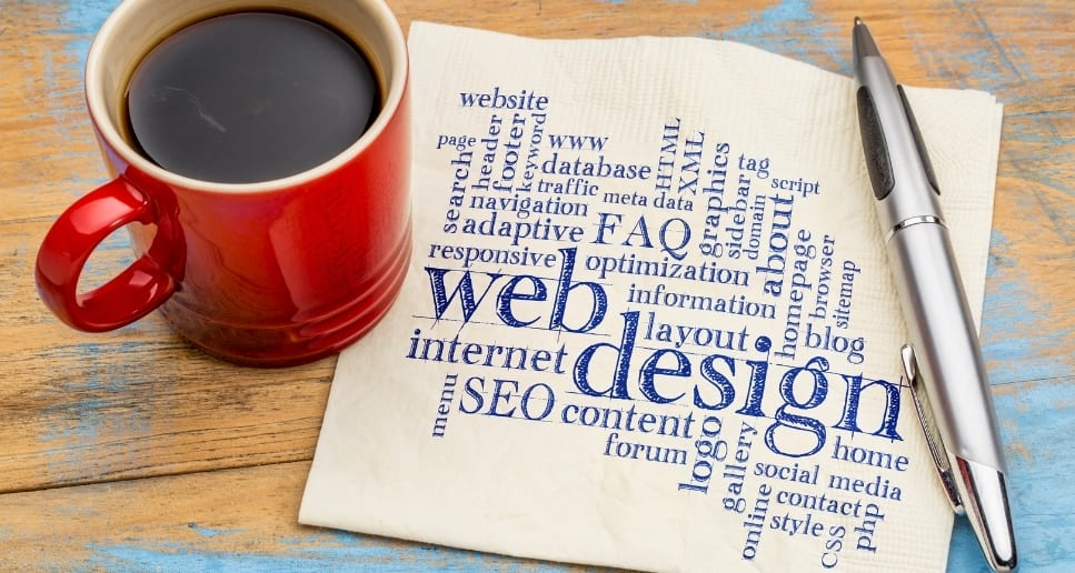 Monmouth Web Developers Web Design